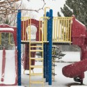 Rubber Mulch and Winter Weather