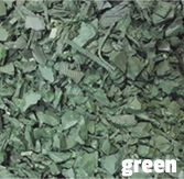 green rubber mulch in Illinois