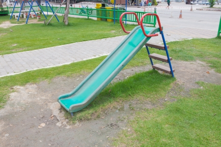 Evolution of Playgrounds