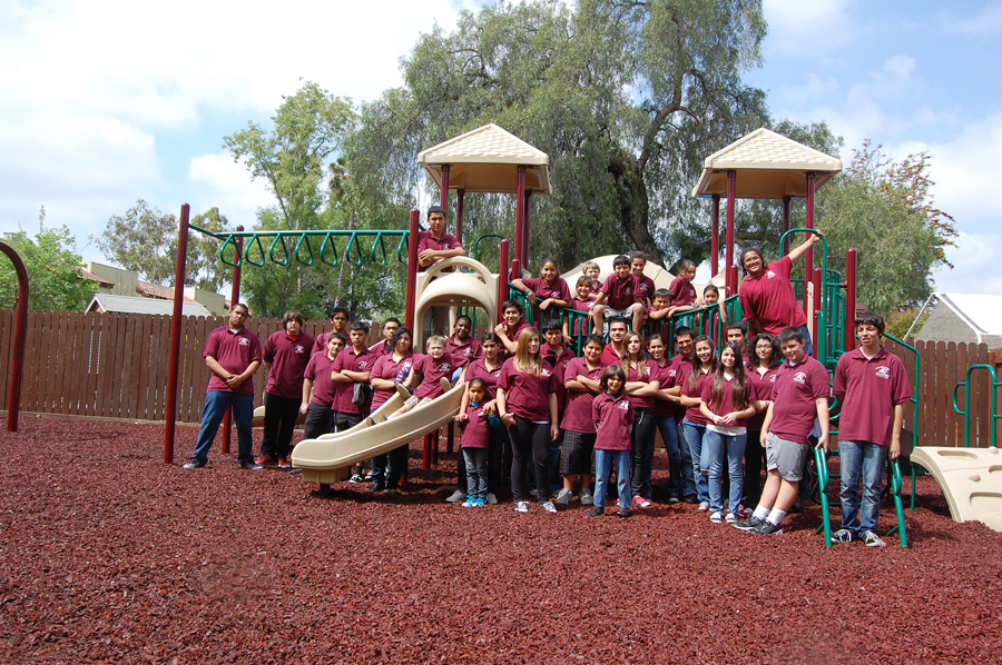 rubber mulch for playgrounds in Illinois